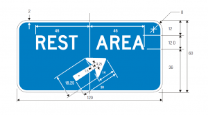 D5-2aD5-2a Guide Sign Spec