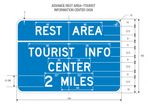 D5-7 Guide Sign Spec