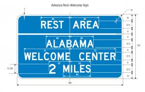 D5-9 Guide Sign Spec