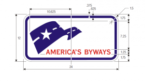 D6-4a National Scenic Byways Guide Sign Spec