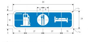 D9-18b Guide Sign Spec