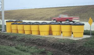 Sand Barrels