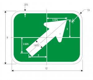 M7-4 Guide Sign Spec