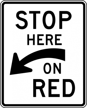 R10-6a STOP HERE ON RED