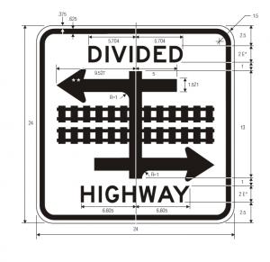 R15-7-LIGHT-RAIL-DIVIDED-HIGHWAY-SYMBOL- Img