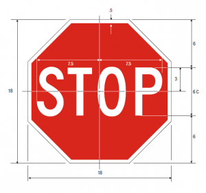 STOP - SLOW PADDLE
