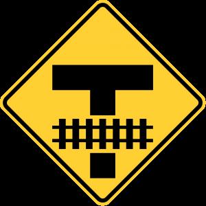 W10-11 Storage Space Symbol Warning Sign