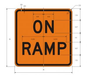 W13-4 ON RAMP Img