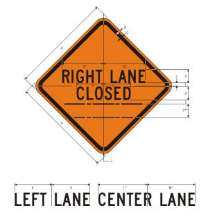 W20-5-RIGHT-CENTER-LEFT-LANE-CLOSED Spec
