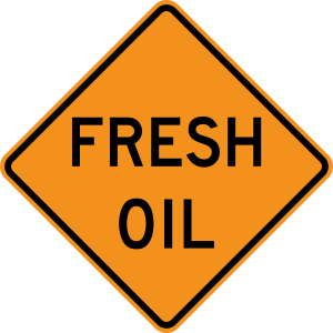 W21-2 FRESH OIL (TAR)