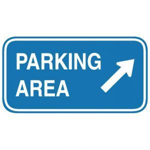 D5-4 Parking Area Exit Direction Guide Sign
