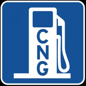 D9-11a Alternative Fuel Guide Sign