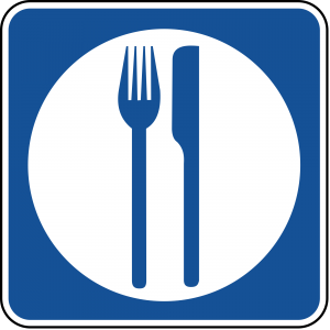 D9-8 Food Guide Sign