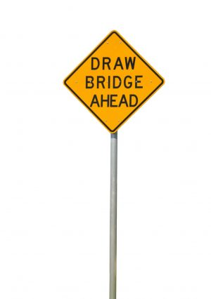 drawbridge-ahead-sign Img