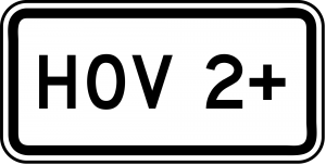 R3-5c Lane Control Plaque Regulatory Sign