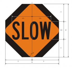 stop-slow-paddle-orange-warning-sign-spec Img